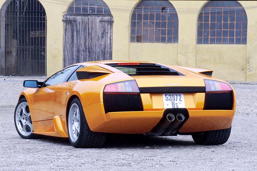 2004 Lamborghini Murcielago Photo 4 of 6