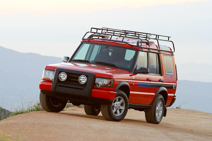 2004 Land Rover Discovery Photo 5 of 11