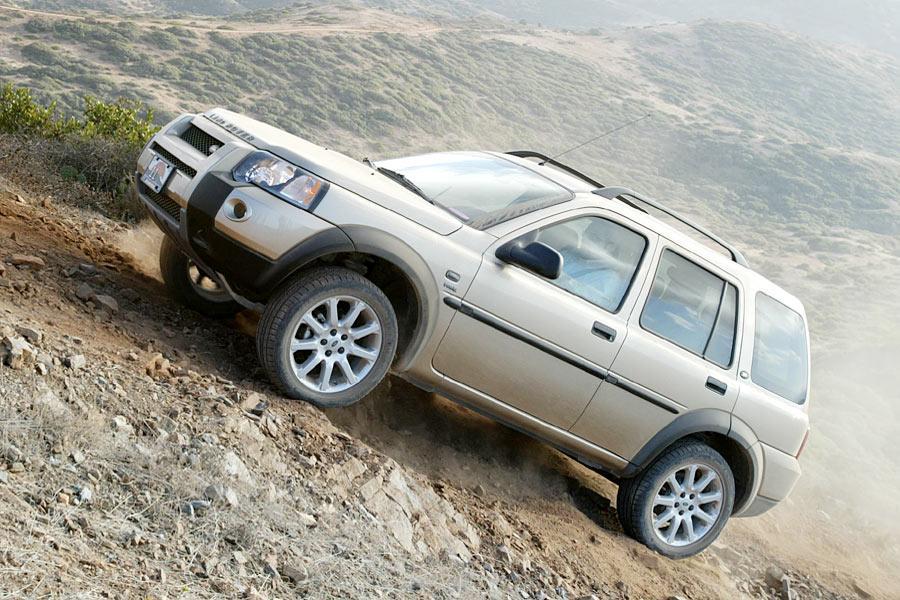 2004 Land Rover Freelander Photo 2 of 12