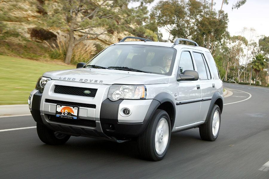 2004 Land Rover Discovery Photo 6 of 11