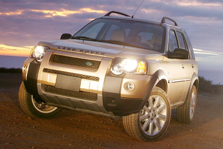 2004 Land Rover Freelander Photo 3 of 12