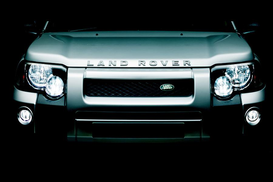 2004 Land Rover Freelander Photo 5 of 12
