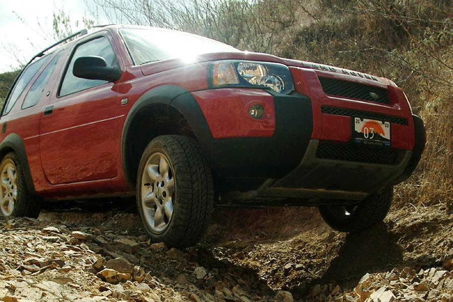 2004 Land Rover Freelander Photo 6 of 12