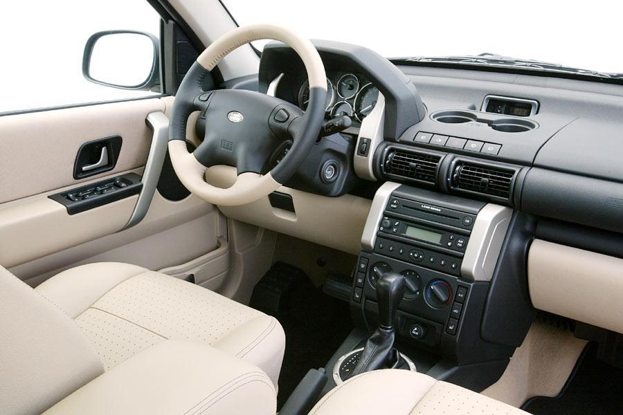 2004 Land Rover Freelander Specs Pictures Trims Colors
