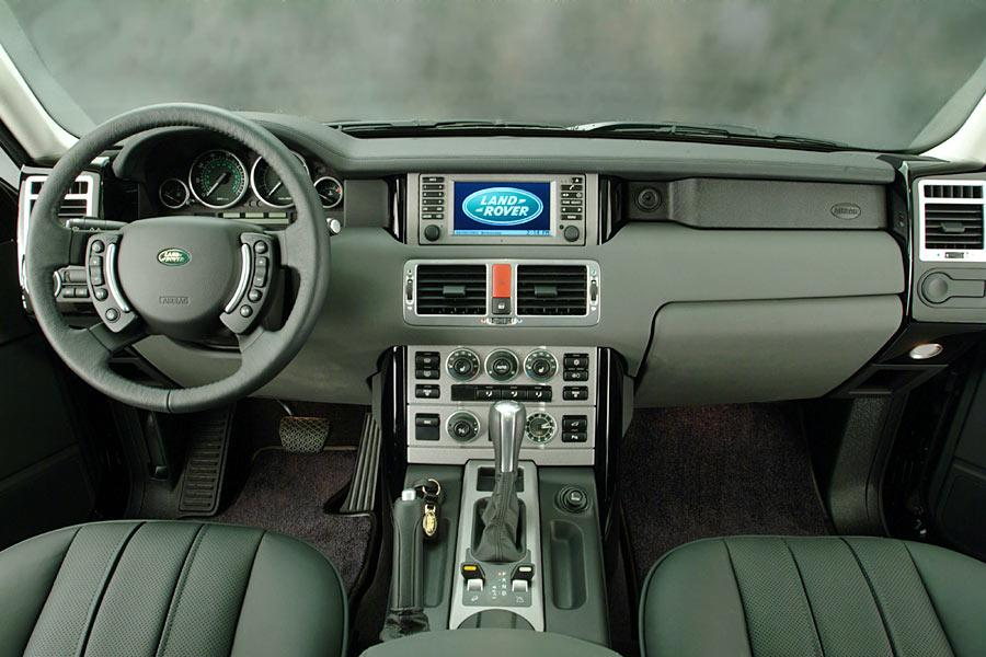 2004 Land Rover Range Rover Specs Pictures Trims Colors