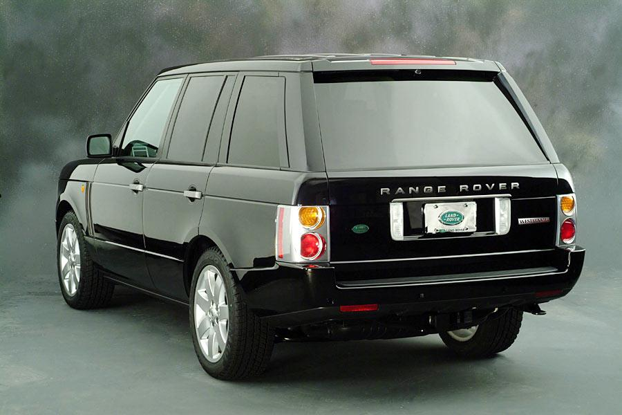 2004 land rover range rover reviews specs and prices. Black Bedroom Furniture Sets. Home Design Ideas