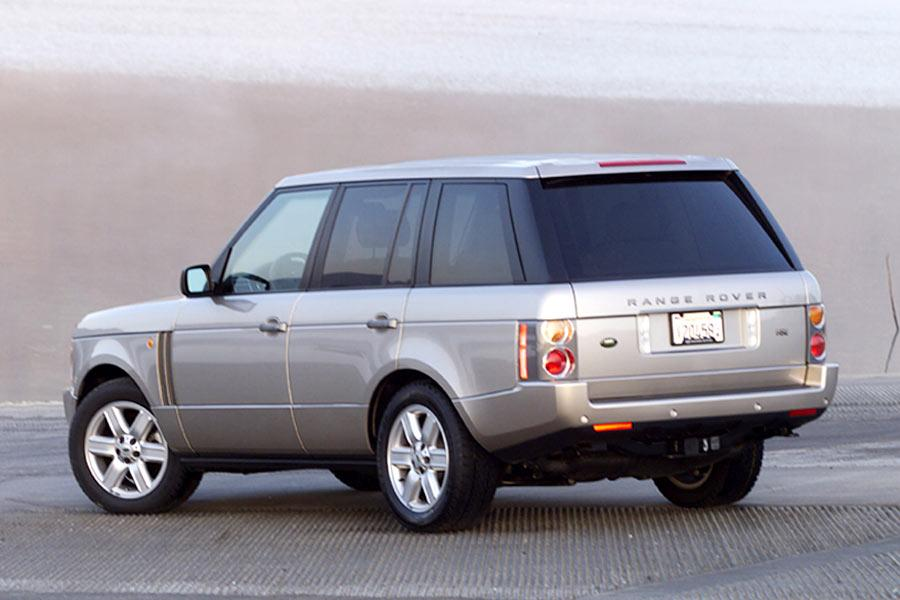 2004 Land Rover Range Rover Overview Cars Com