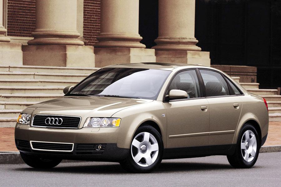 2004 audi a4 overview. Black Bedroom Furniture Sets. Home Design Ideas