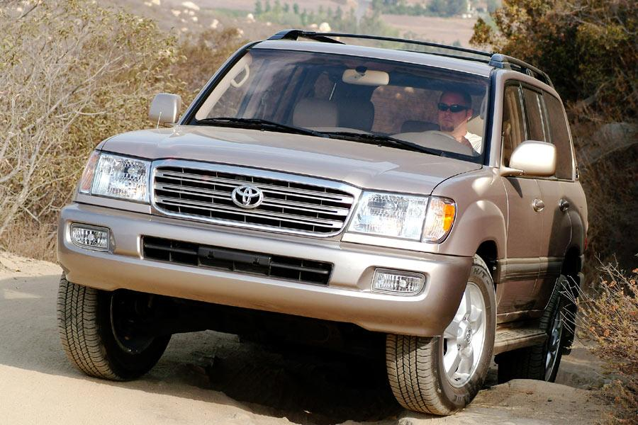 2004 Toyota Land Cruiser Reviews Specs And Prices Cars Com