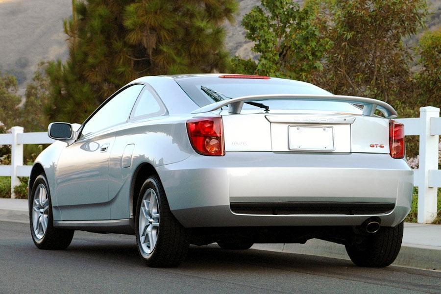 2004 Toyota Celica Photo 3 of 7