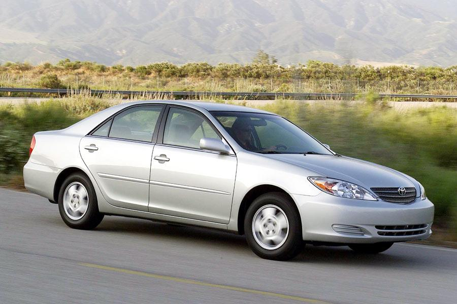 2004 Toyota Camry Specs Pictures Trims Colors Cars Com