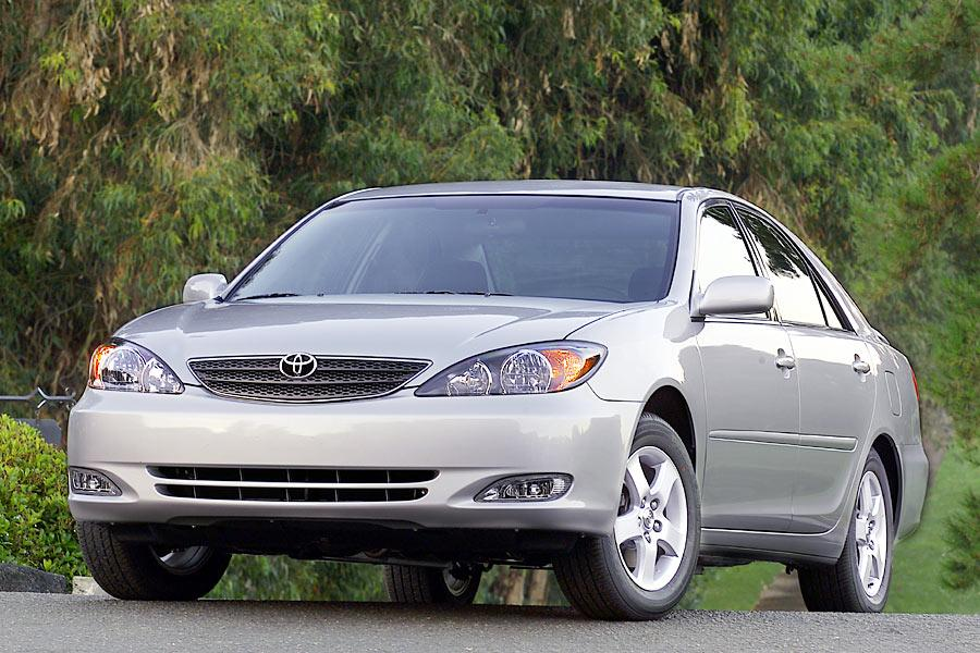 2016 Toyota Camry Mpg >> 2004 Toyota Camry Reviews, Specs and Prices | Cars.com