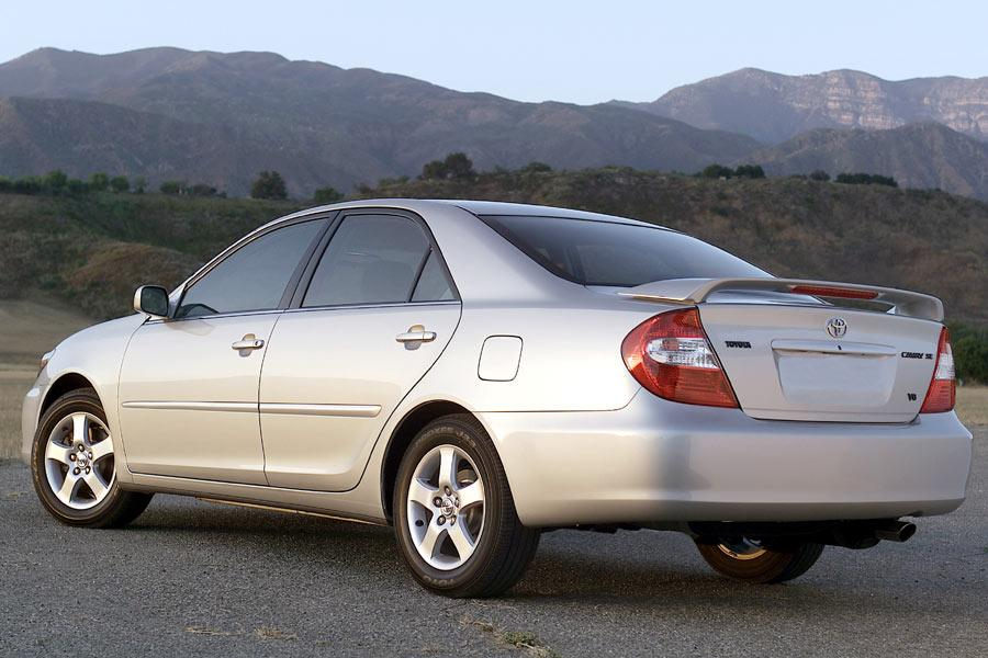 2004 toyota camry specs pictures trims colors. Black Bedroom Furniture Sets. Home Design Ideas