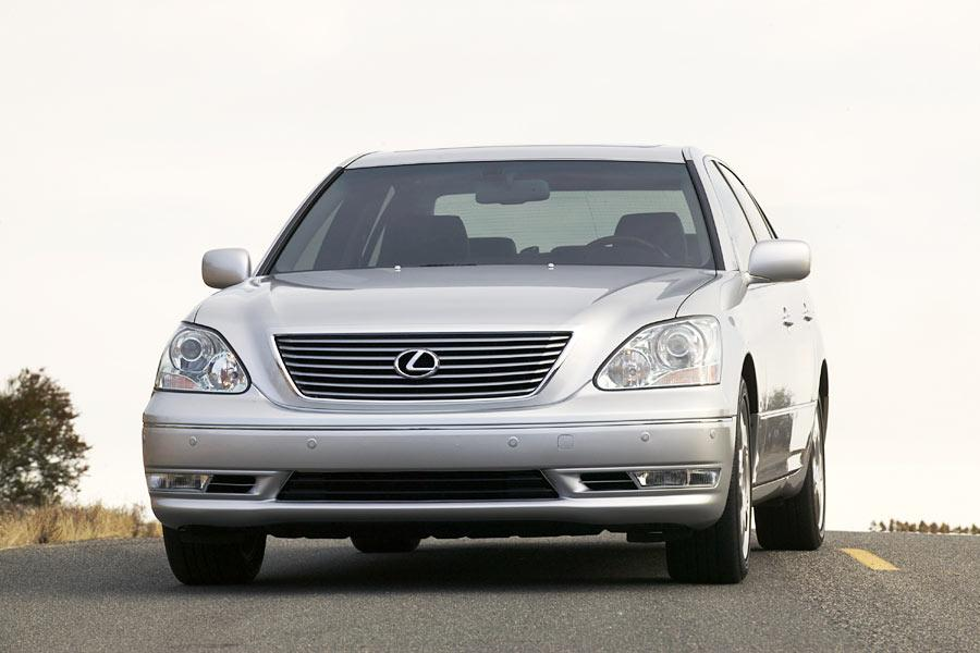 2004 Lexus LS 430 Photo 5 of 10