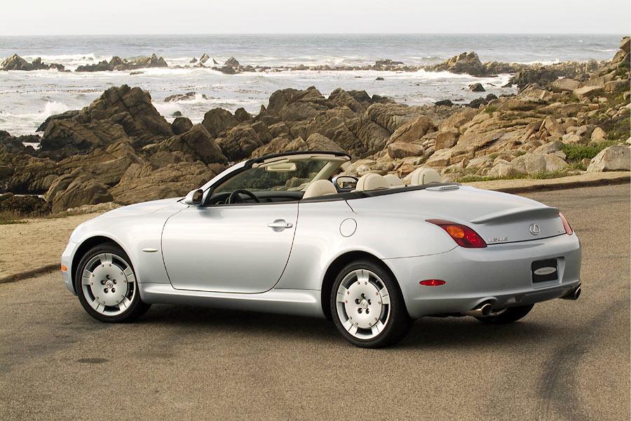 2004 Lexus SC 430 Photo 5 of 10