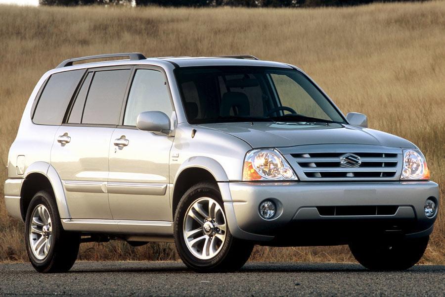 2004 Suzuki XL7 Photo 1 of 10