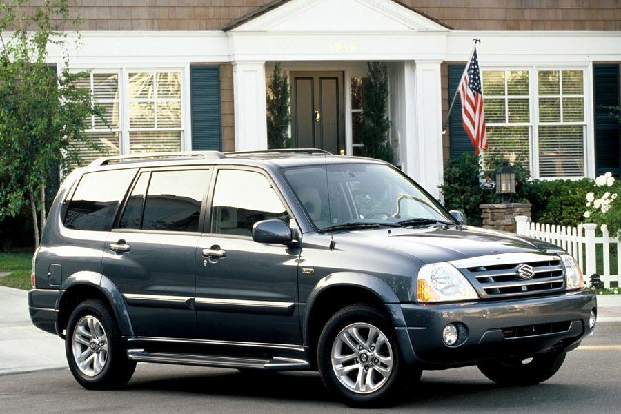 2004 Suzuki XL7 Photo 3 of 10