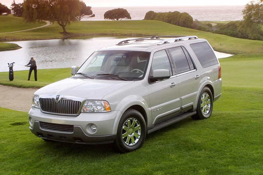 2004 lincoln navigator overview. Black Bedroom Furniture Sets. Home Design Ideas