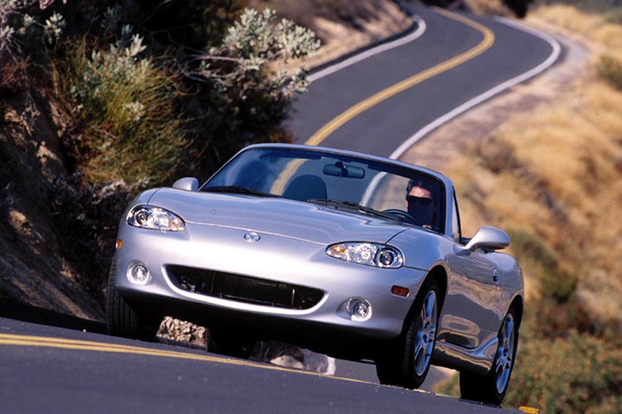 2004 Mazda Mx 5 Miata Overview Cars Com