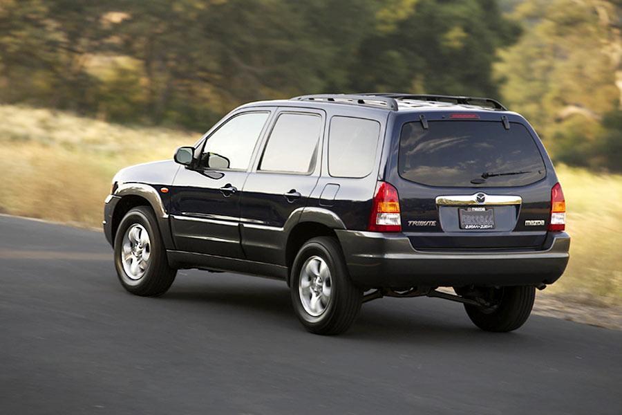 2004 Mazda Tribute Photo 3 of 9