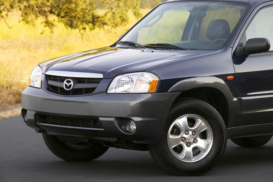 2004 Mazda Tribute Overview Cars Com