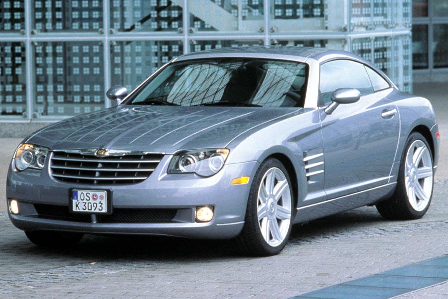 2004 chrysler crossfire specs pictures trims colors. Black Bedroom Furniture Sets. Home Design Ideas