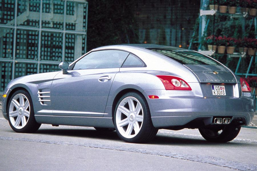 Chrysler 300 Mpg >> 2004 Chrysler Crossfire Reviews, Specs and Prices | Cars.com