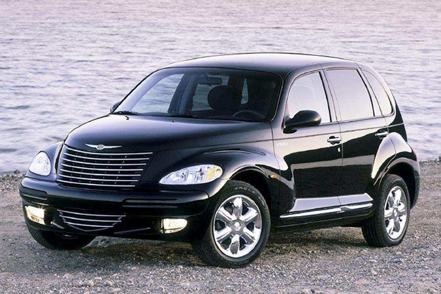2004 chrysler pt cruiser overview. Black Bedroom Furniture Sets. Home Design Ideas