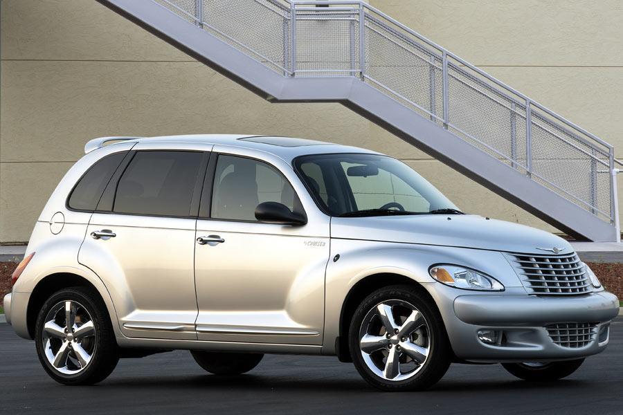 2004 Chrysler PT Cruiser Photo 3 of 7