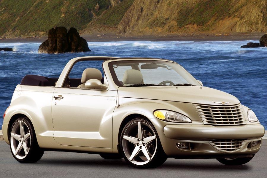 2004 Chrysler PT Cruiser Photo 4 of 7