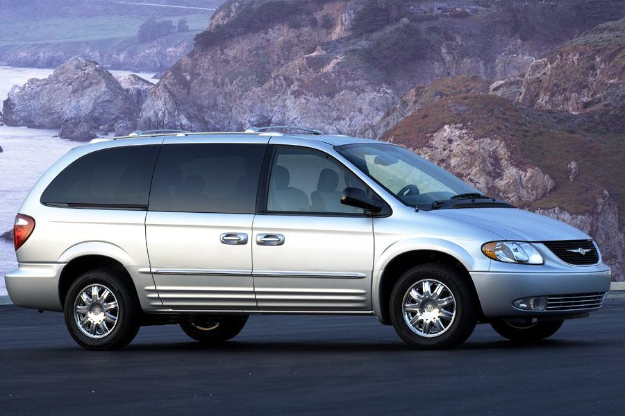 2004 chrysler town country reviews specs and prices. Black Bedroom Furniture Sets. Home Design Ideas