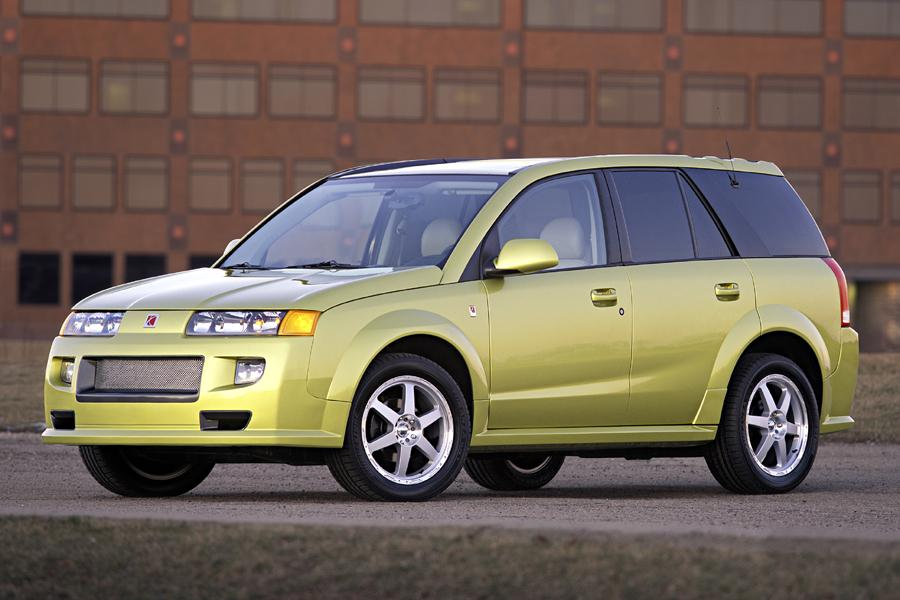 2004 saturn vue specs pictures trims colors. Black Bedroom Furniture Sets. Home Design Ideas