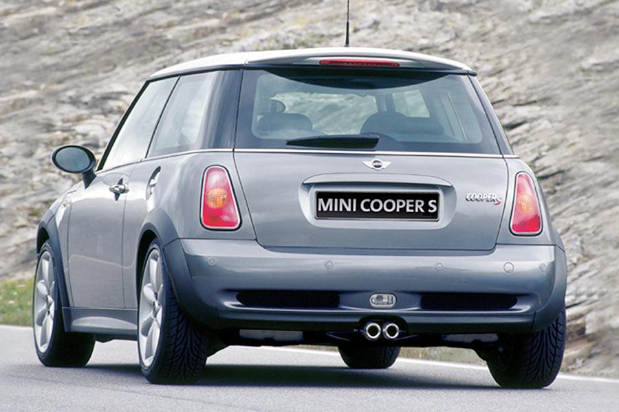 2004 MINI Cooper Photo 6 of 9