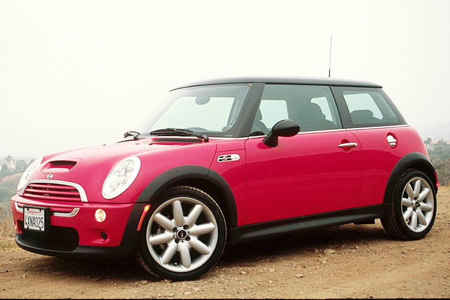 2004 mini cooper s reviews specs and prices. Black Bedroom Furniture Sets. Home Design Ideas