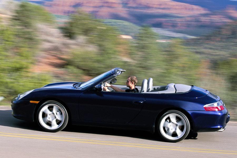 2004 Porsche 911 Photo 3 of 15