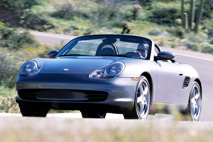2004 Porsche Boxster Photo 2 of 7