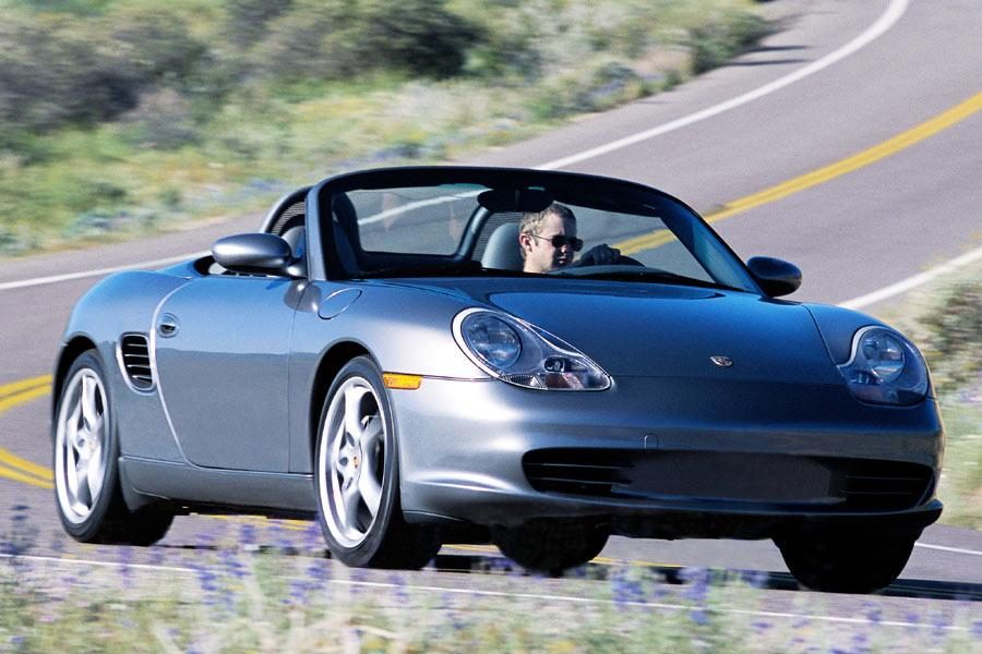 2004 Porsche Boxster Photo 3 of 7