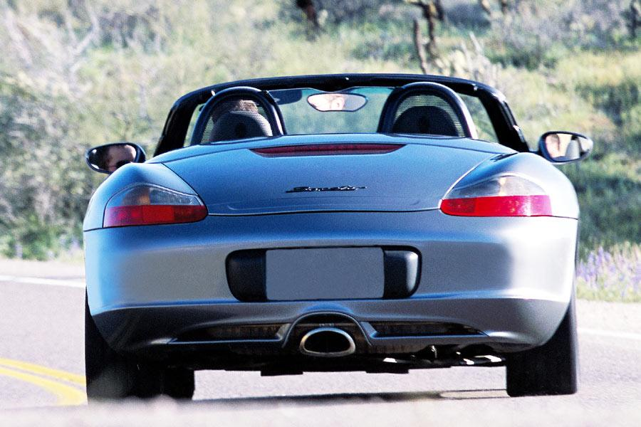 2004 Porsche Boxster Photo 4 of 7