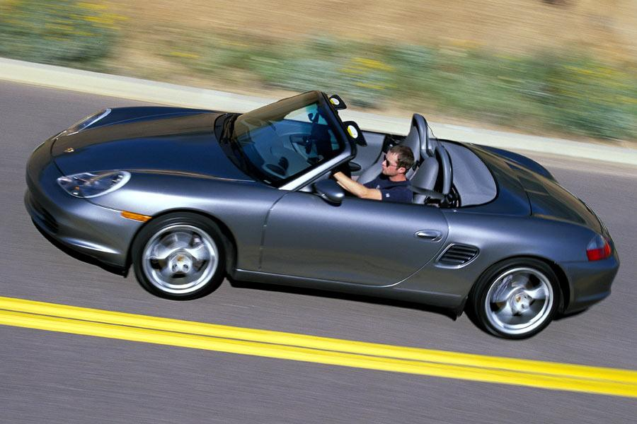 2004 Porsche Boxster Photo 5 of 7