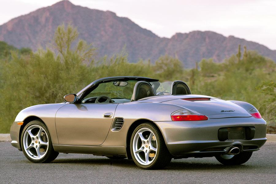 2004 Porsche Boxster Photo 6 of 7