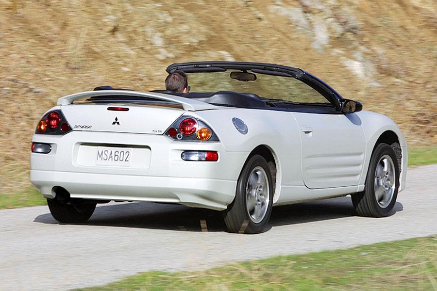 2004 Mitsubishi Eclipse Photo 5 of 13