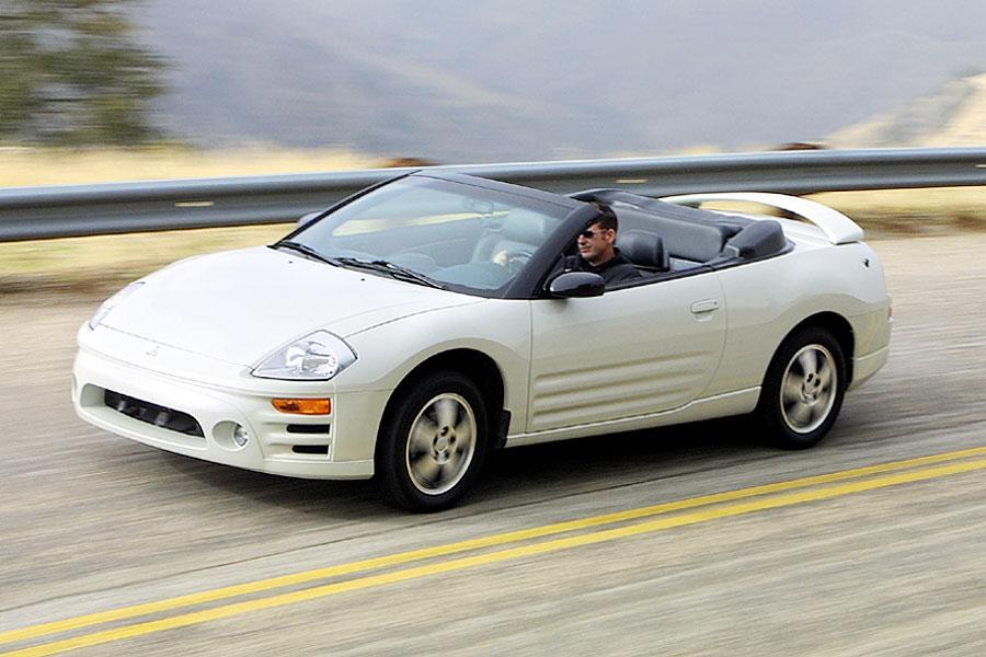 2004 Mitsubishi Eclipse Photo 6 of 13