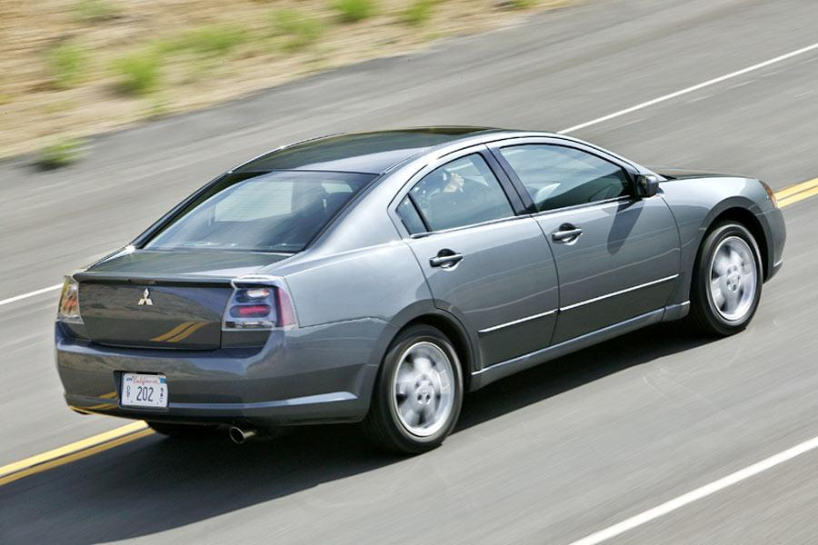 2004 Mitsubishi Galant Photo 4 of 14