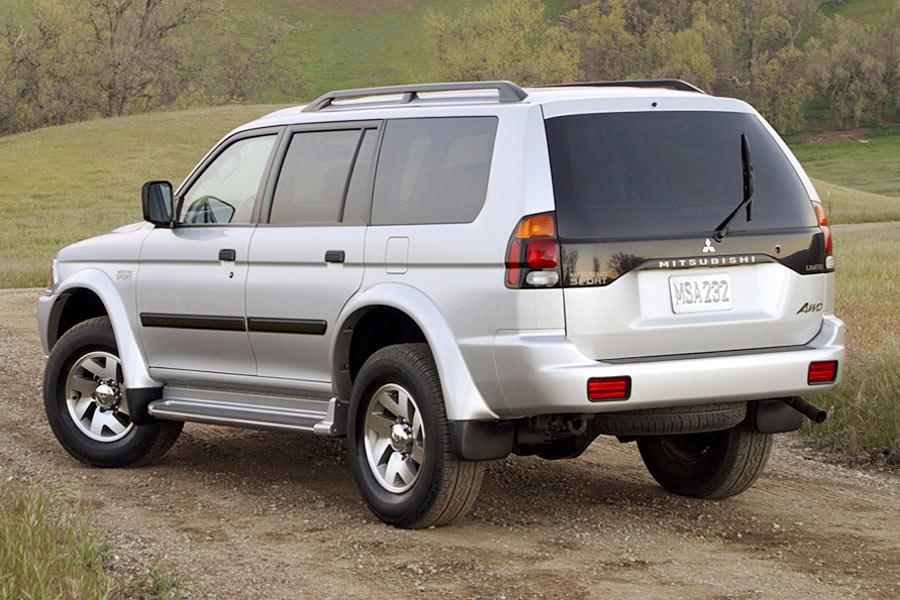 Mitsubishi Montero Sport Sport Utility Models, Price, Specs, Reviews | Cars.com