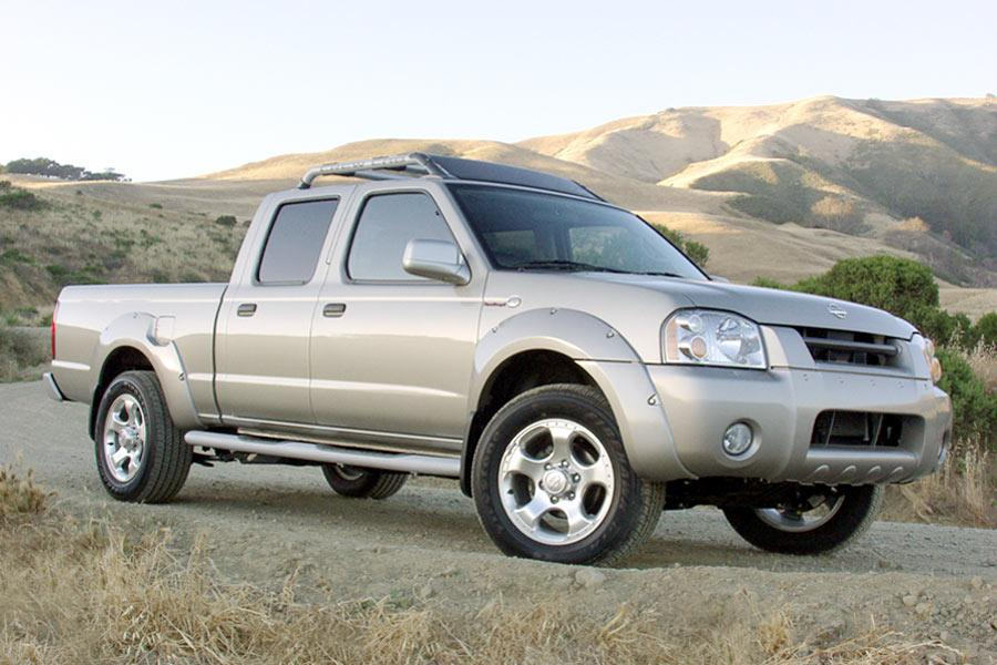 2004 Nissan Frontier Photo 4 of 5