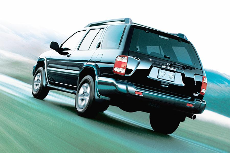 2004 Nissan Pathfinder Overview Cars Com