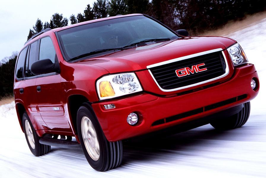 2004 GMC Envoy Overview | Cars.com