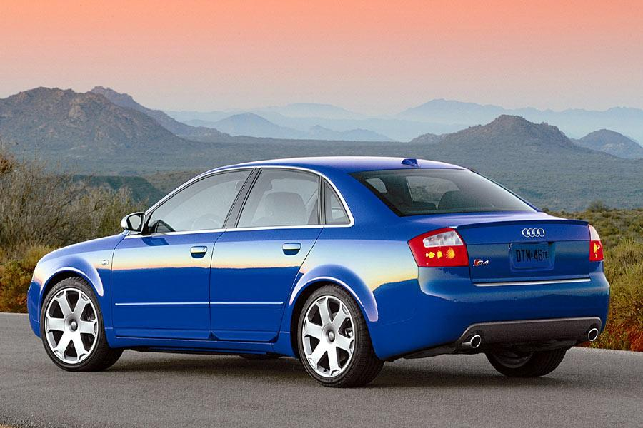 2004 Audi S4 Overview Cars Com