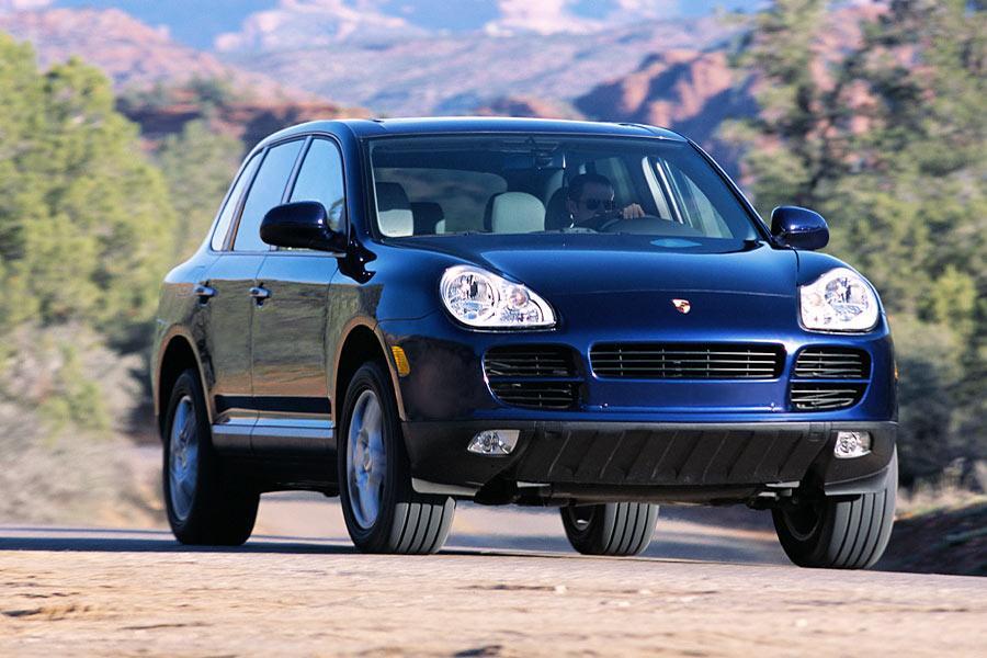 2004 Porsche Cayenne Photo 3 of 8
