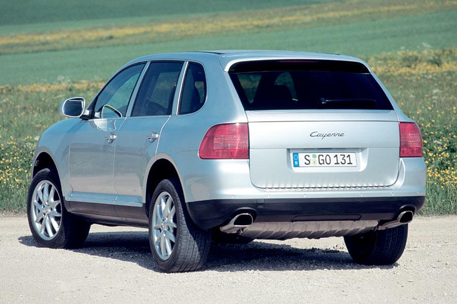 2004 porsche cayenne reviews specs and prices. Black Bedroom Furniture Sets. Home Design Ideas